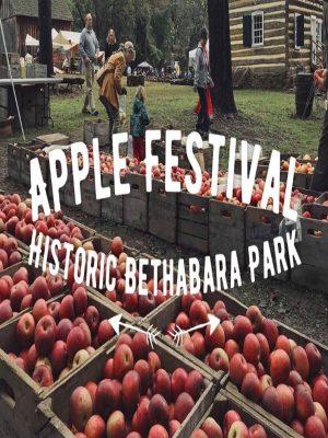 Bethabara Apple Festival