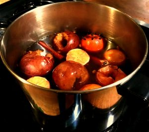Traditional Apple Wassail Recipe